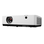 NEC ME372W data projector Desktop projector 3700 ANSI lumens 3LCD WXGA (1280x800) White