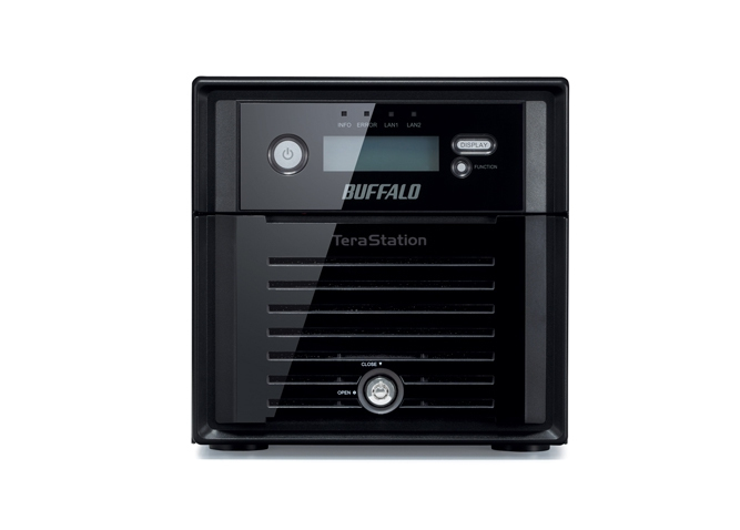 Buffalo TeraStation 5200DWR 6TB NAS Ethernet LAN Black