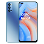 "Oppo Reno Reno4 5G 16.3 cm (6.4"") Dual SIM Android 10.0 USB Type-C 8 GB 128 GB 4020 mAh Blue"