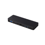 Fujitsu S26391-F1667-L100 notebook dock/port replicator USB 3.0 (3.1 Gen 1) Type-C Black