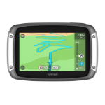 "TomTom Rider 400 Premium Pack Fixed 4.3"" Touchscreen 280g Black,Silver"