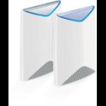 Netgear SRK60 wireless router Gigabit Ethernet Tri-band (2.4 GHz / 5 GHz / 5 GHz) White