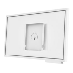 "Peerless RMI3-FLIP flat panel wall mount 139.7 cm (55"") White"