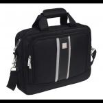 """Urban Factory TL Mission 12-14.1"""" (35.81cm) Briefcase Black 800g TLM04UF"""