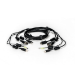 Vertiv Avocent CABLE, 1 DVI-D/1 DISPLAYPORT/1 USB/1 AUDIO, 6FT