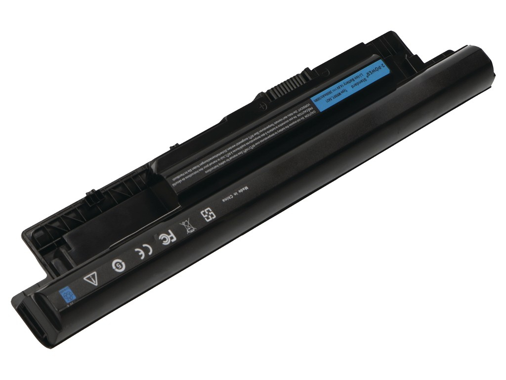 2-Power 14.8v, 4 cell, 40Wh Laptop Battery - replaces 4DMNG
