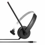 Lenovo Stereo Analog Kopfhörer Kopfband 3.5 mm connector Schwarz