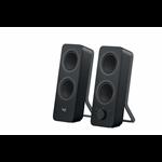 Logitech Z207 5W Black loudspeaker