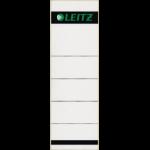 Leitz 16420085 self-adhesive label Grey Rectangle 10 pc(s)