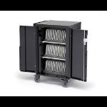 Bretford CoreX Portable device management cart Black