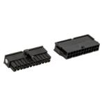Cablemod CM-CON-24ATX-R ATX Black wire connector