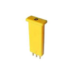 GS Plug-in Attenuator,1GHz,12dB,3-PIN (Mult=10)