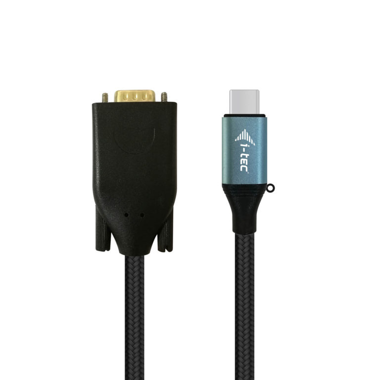 i-tec USB-C VGA Cable Adapter 1080p / 60 Hz 150cm