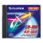 Fujifilm P10DCWCA05A CD-RW 700MB 10pc(s) blank CD