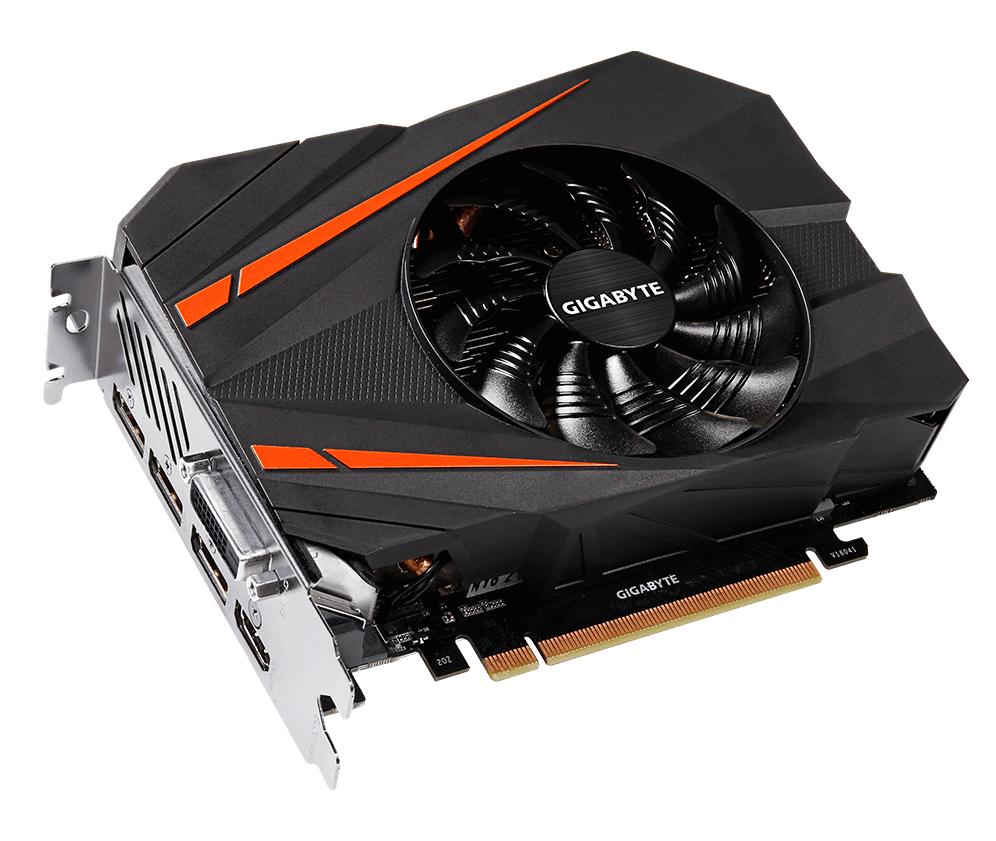 Gigabyte GeForce GTX 1080 Mini ITX 8G GeForce GTX 1080 8GB GDDR5X