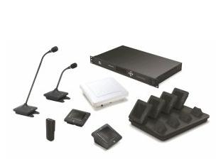 Revolabs Executive Elite teleconferencing equipment