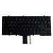 Origin Storage N/B Keyboard E5520 Italian Layout - 105 Keys Non-Backlit Single Point