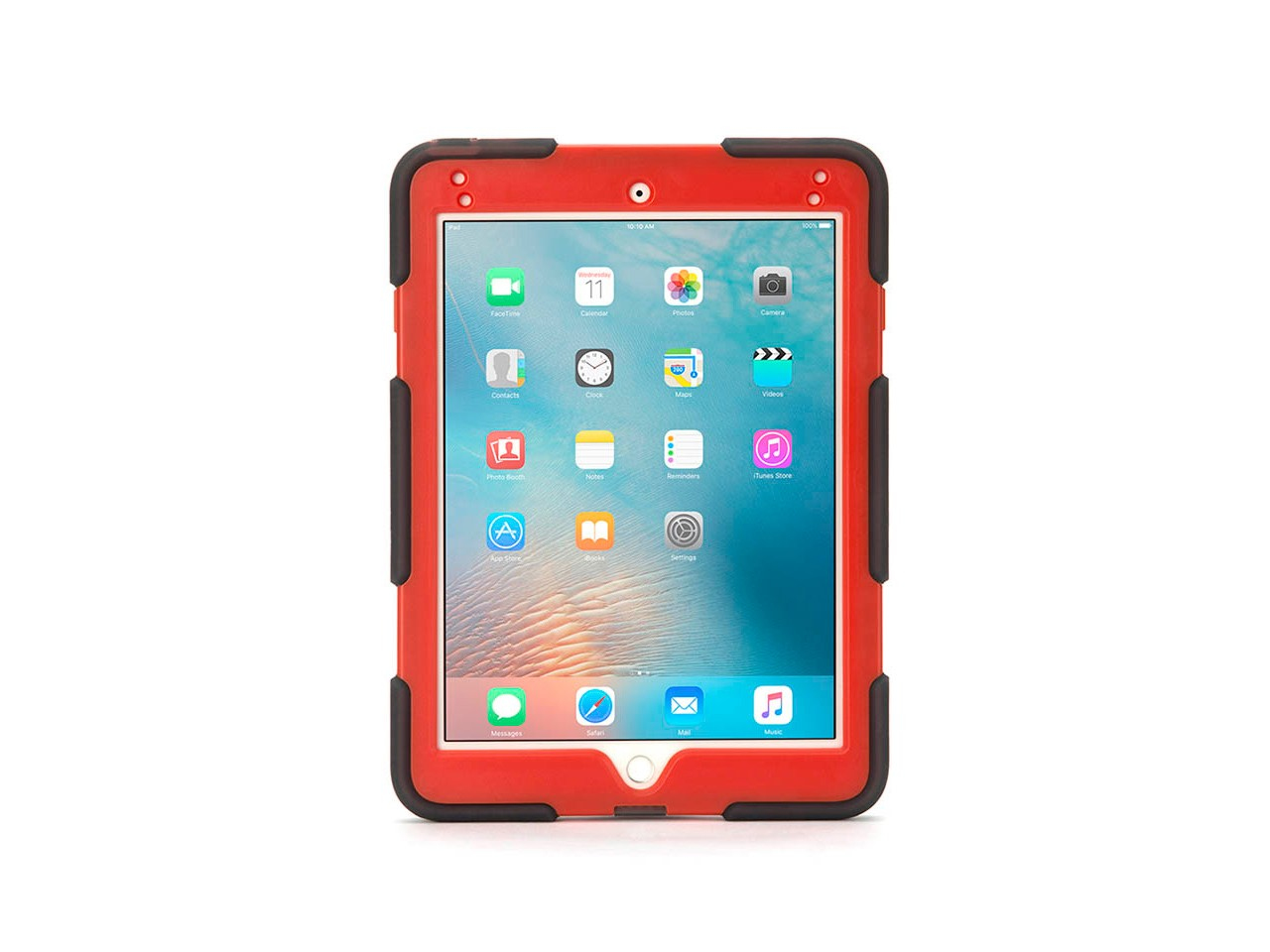 Griffin GB42576 tablet case 24.6 cm (9.7IN) Cover Black,Red