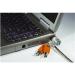 Kensington MicroSaver® Laptop Lock - Keyed Different