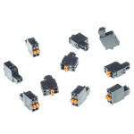 Axis 5505-261 wire connector A 2-pin 2.5 Grey