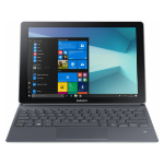 "Samsung Galaxy Book SM-W720N 30.5 cm (12"") 7th gen Intel® Core™ i5 4 GB 128 GB Wi-Fi 5 (802.11ac) Silver Windows 10 Home"