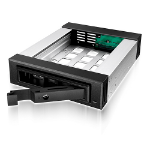 "ICY BOX IB-129SSK-B 13.3 cm (5.25"") Bezel panel Black"