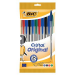 BIC 830865 Stick ballpoint pen Black,Blue,Green,Red 10pc(s) ballpoint pen