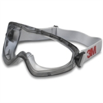 3M 2890S SEALED GOGGLE CLEAR