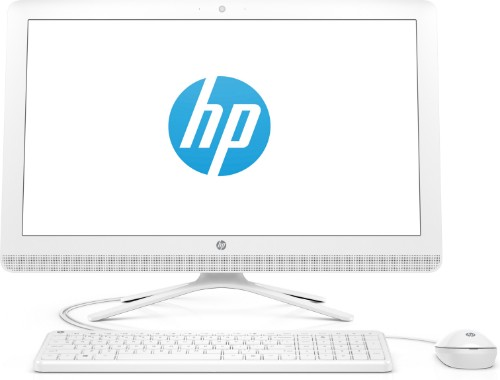 "HP 24 -f0024na 60.5 cm (23.8"") 1920 x 1080 pixels 1.60 GHz 8th gen Intel® Core™ i5 i5-8250U White All-in-One PC"