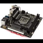Asrock Fatal1ty Z370 Gaming-ITX/ac LGA 1151 (Socket H4) Mini ITX