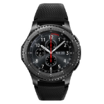 "Samsung Gear S3 smartwatch Grey SAMOLED 3.3 cm (1.3"") GPS (satellite)"