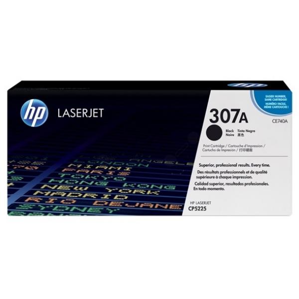 HP CE740A (307A) Toner black, 7K pages