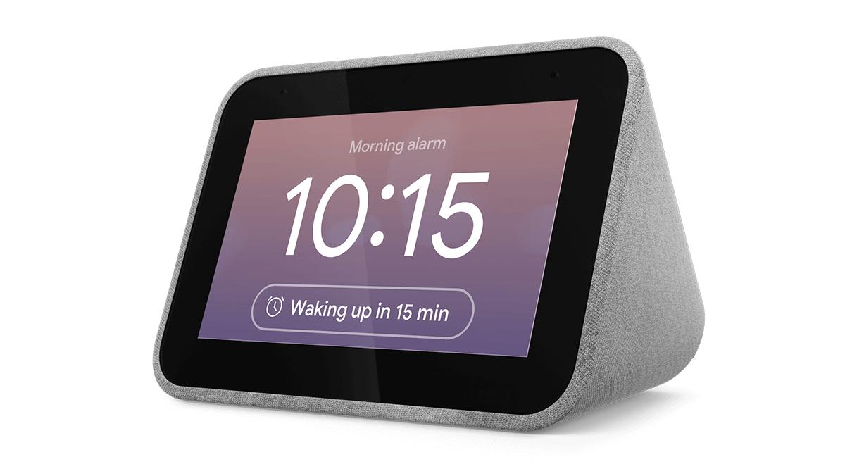 Lenovo Smart Clock with Google Assitant