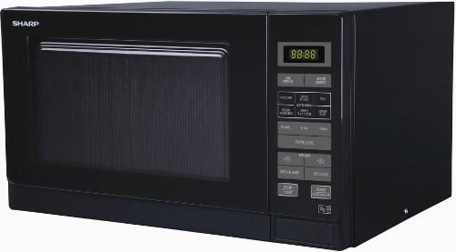 Sharp R-372KM Countertop 25L 900W Black