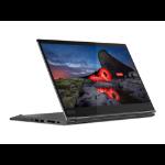 """Lenovo ThinkPad X1 Yoga Hybrid (2-in-1) 35.6 cm (14"""") Touchscreen Full HD 10th gen Intel® Core™ i5 16 GB LPDDR3-SDRAM 256 GB SSD Wi-Fi 6 (802.11ax) Windows 10 Pro Grey"""