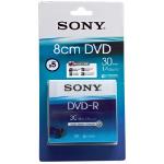Sony SP - SONY DVD-R 30-BLISTER 5PACK 8CM