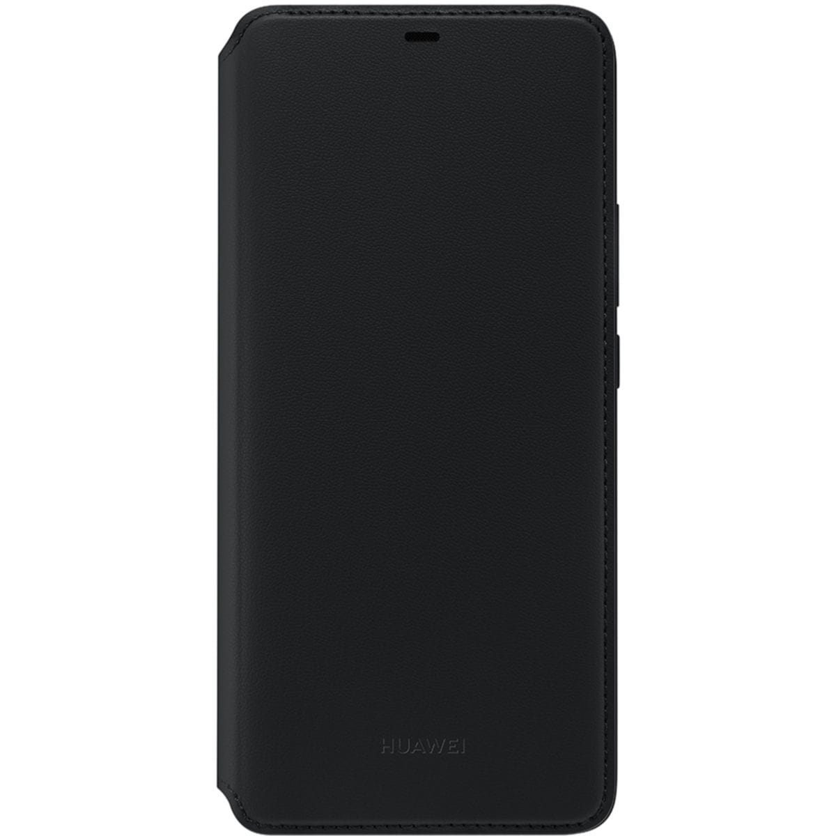 Mate 20 Pro Wallet Cover Black