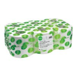 MAXIMA MINI JUMBO TOILET ROLL 200M PK12