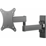 "Vision VFM-WA1X1B flat panel wall mount 68.6 cm (27"") Black"