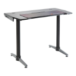 X Rocker 0574101 computer desk Black