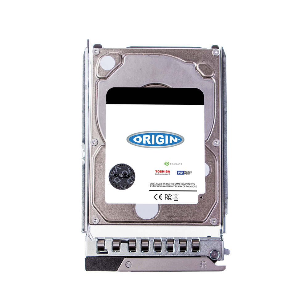 Origin Storage 600GB 10K 2.5in PE 14G Series SAS Hot-Swap HD Kit