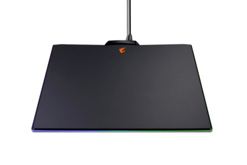 Gigabyte P7 Black Gaming mouse pad