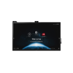 "Viewsonic IFP6570 interactive whiteboard 165.1 cm (65"") 3840 x 2160 pixels Touchscreen Black HDMI"