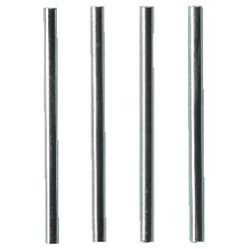 Deflecto Value Value Deflecto Metal Riser Rods 115mm CP006YT (PK4)