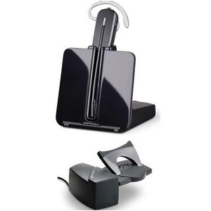Plantronics CS540 + HL10 Monaural Ear-hook Black headset