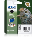 Epson Owl inktpatroon Black T0791 Claria Photographic Ink