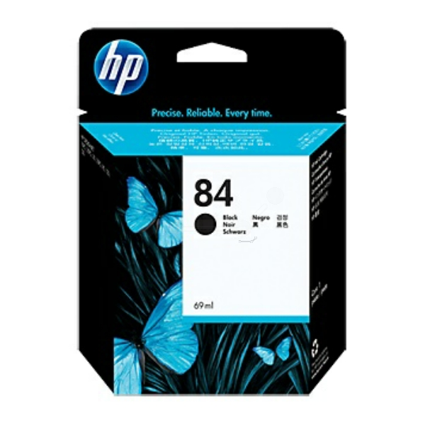 HP C5016A (84) Ink cartridge black, 69ml
