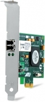 Allied Telesis 1 x 1000SX (LC) server Network Interface Card (PCIe) 1000Mbit/s networking card