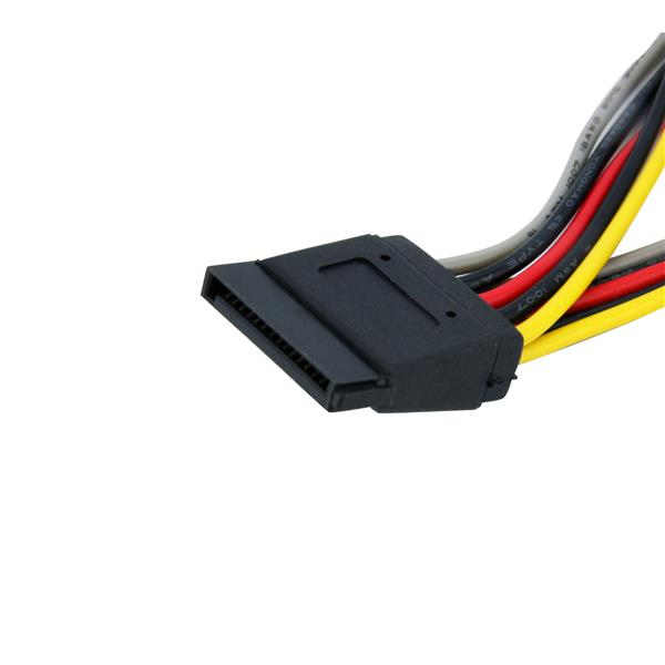Sata Power Splitter : Startech sata to lp with power splitter cable