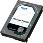 HGST Ultrastar 7K6000 4000GB SAS internal hard drive